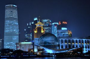 Shanghai by night 5 by YannosGATO