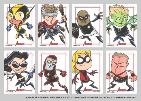 MGH2012 sketchcards 09 by thecheckeredman