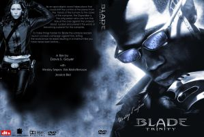 Blade Trinity DVD Cover by shadowlady