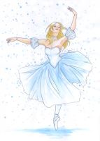 Ballet-Snow by sscindyss