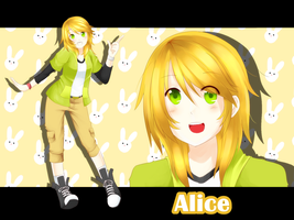 T-B-H :: Alicel '' Alice '' Jones :: by ZirSeii