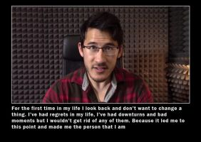 Memorable quote of Markiplier by Fonzzz002