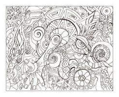 dissolving ritual lineart by PsychedelicTreasures