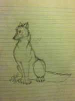 Adoptable Drawing by PurplePeople1995