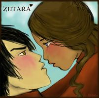 Zutara_HEAT by Drisela