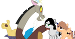 Discord Rina And Me by sonicaestela