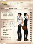 +OPHS+ Portgas D. Ace Chara Profile by TenshiNoFuu
