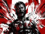 Wolverine by PlayfulStevie