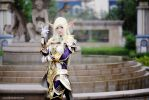 Lineage II - Elf Class 01 by vaxzone