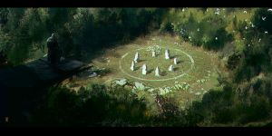 STONE_CIRCLE by donmalo