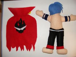 Kamina Plushie-Better picture2 by kawaiilove