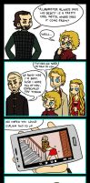 GoT - A Lannister always pays his debts by Rory221B