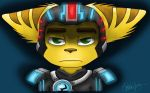 Mind Controlled Ratchet by YellowDizzyLombax