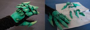 Fem Thresh Cosplay WIP by DYuki