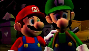 Brotherly Love Moment In Luigi's Mansion 2 Ending by PrincessPuccadomiNyo