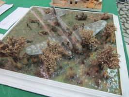 now that's diorama by Mudry