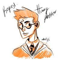 Request Harry Potter by modikox