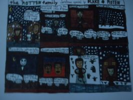 The Rotten Family Christmas Special: December 2011 by BARproductions