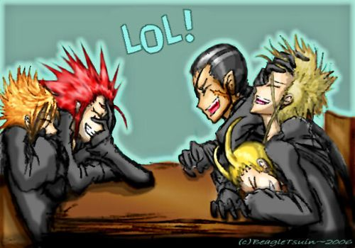 Org13- LOL's by BeagleTsuin