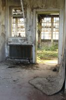 Industrial decay Stock 54 by Malleni-Stock