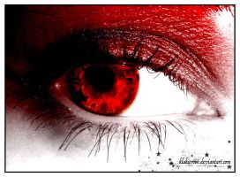 fire eye by klakier666