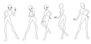 bloom base diff poses by xxbreakingtwilightxx