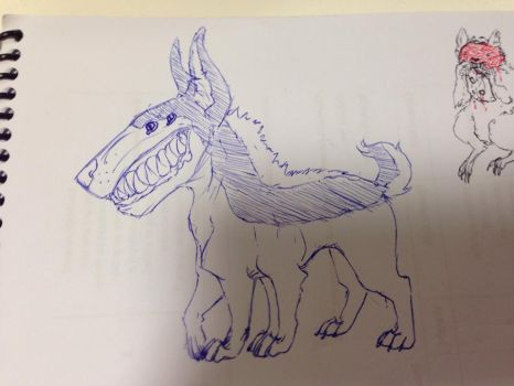Update! One of my mutant dogs :) by The-variationalist