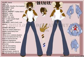 Hamal complete reference by Edheloth