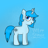 AT : Winter snowie by Mr-Evilness