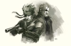 Big Boss by Alex-Chow