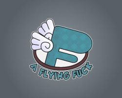 A Flying Fuck Logo by Patt-Ytto