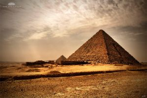 Pyramid by alfaraj9