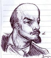 Just-a Lenin by bozoloko