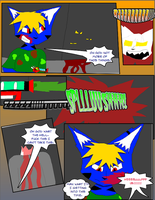 COD Zombies Comic by Blinx3megachanel