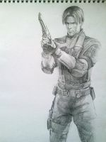 Leon S Kennedy by Leanncn