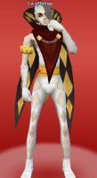 My Ghirahim Outfit 2 by ZukoFlames