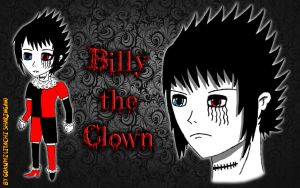 Billy the Clown (Main Outfit without mask) by Gokumi