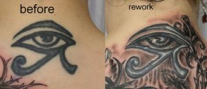 Eye of Ra rework TaT by 2Face-Tattoo