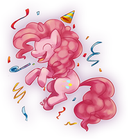 MLP: Pinkie Pie by Rinzu