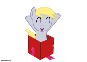 Derpy Christmas Everypony! by Blekee