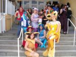 Eeveelutions Cosplay by Kato-Cosplay