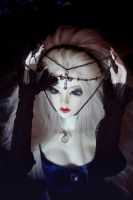 Gothic beauty by SelenaAdorian