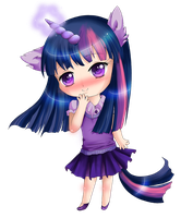 Twilight Sparkle by lulu-fly