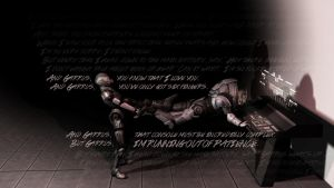 Calibrations: A Love Song Lyrics Background by Lordess-Alicia