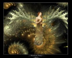Stardust fairy by KittyD