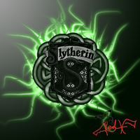 Slytherin by xgealicdraganx