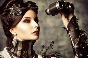 Steampunk by Luria-XXII
