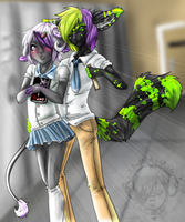 See Me After School by Keroberous