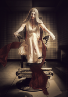 The Queen Of The Vampires by Lhianne