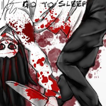 Jeff the Killer by AnotherArtist69